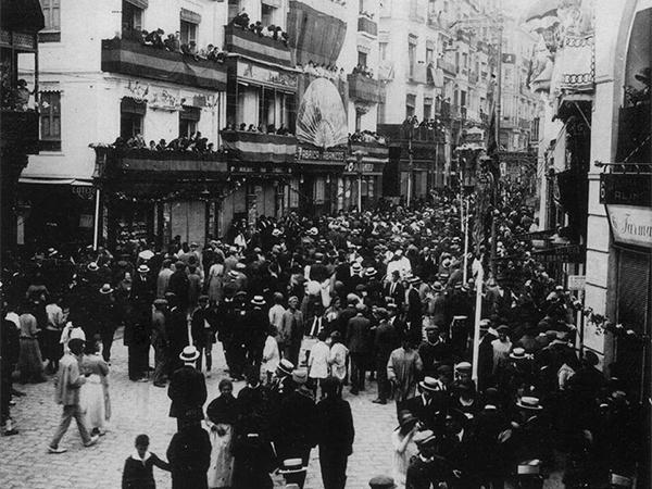 Fiestas en Valencia Abanicos Carbonell
