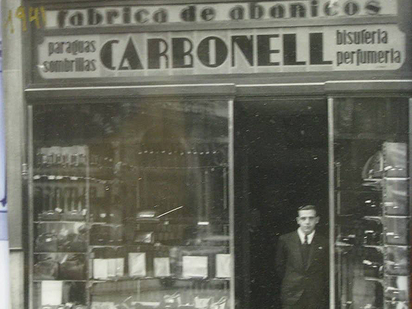 abanicos carbonell factory