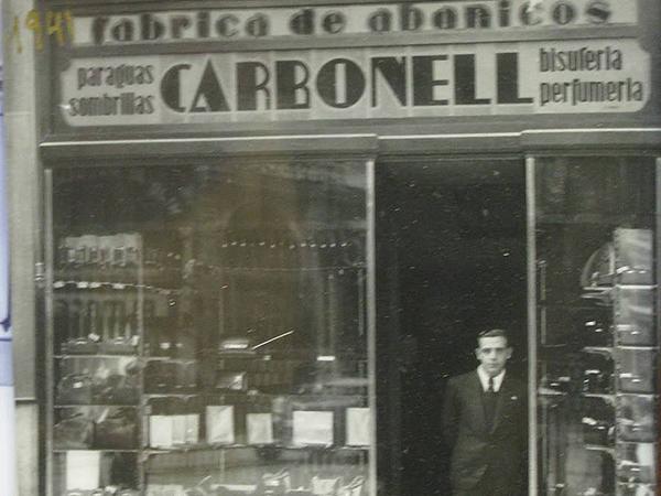 Fabrica de Abanicos Carbonell en Valencia